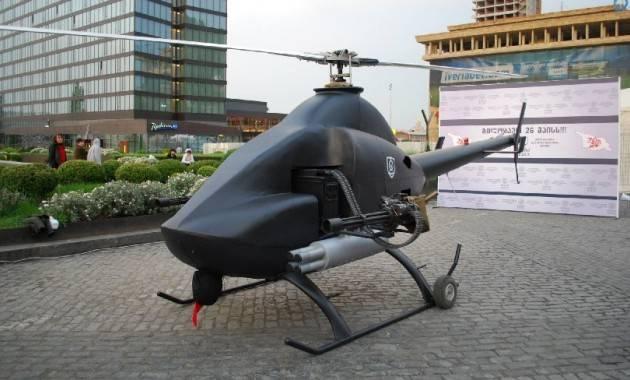 Начались тестирования арктических беспилотников VRT300