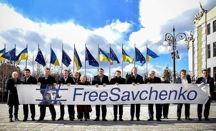 Поматросили ибросили: РФ упрекнула ОБСЕ вравнодушии к новейшей голодовке Савченко