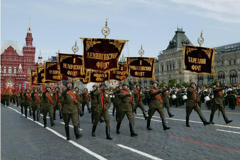 Руководитель Минобороны Шойгу проверил ход подготовки кПараду Победы
