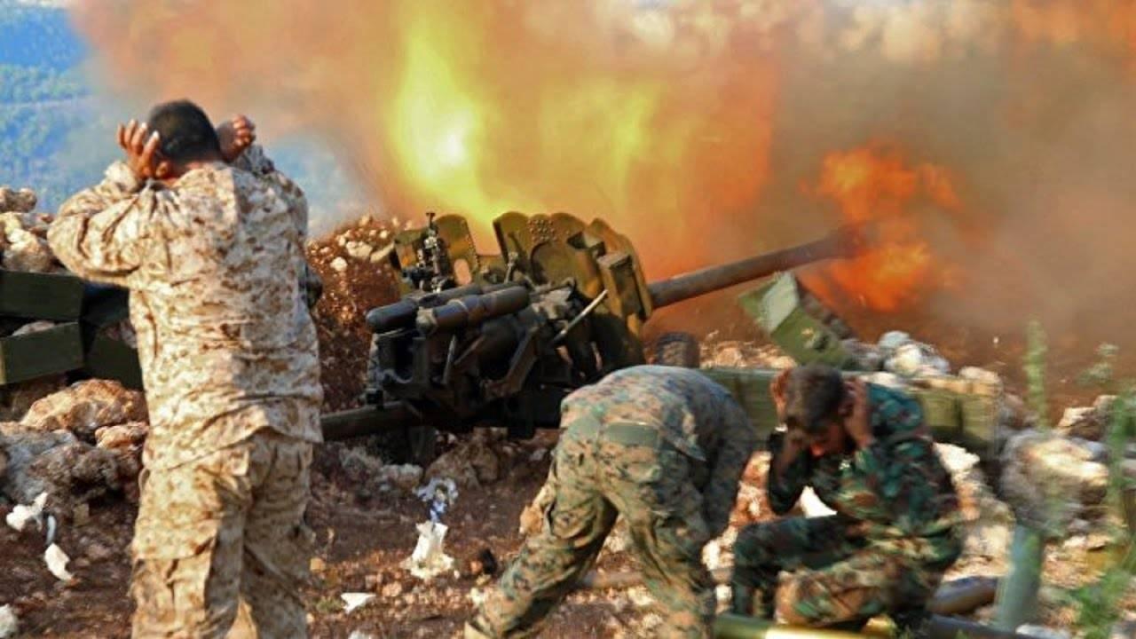 Асад обвинил США, Францию и Англию вподдержке террористов
