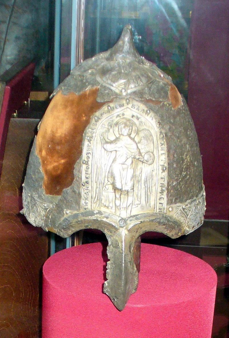 Los cascos más caros. Parte seis Cascos de Alexander Nevsky