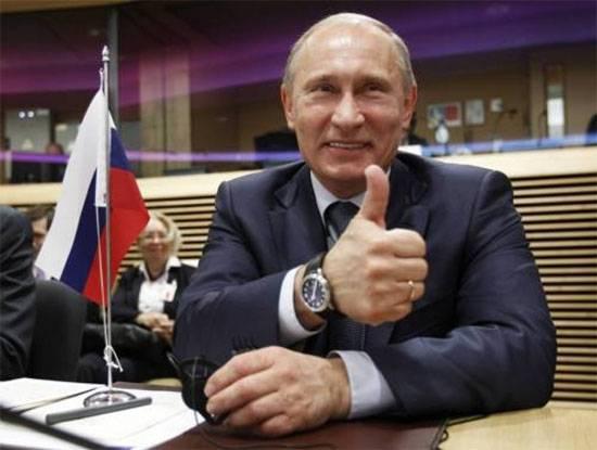 《时代》对普京实施制裁。 俄罗斯联邦总统并非世界上100位最具影响力的人之一