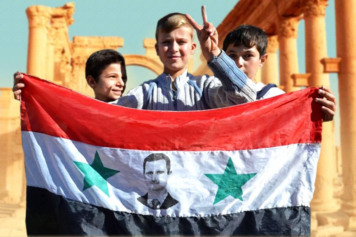 Асад обвинил страны, нанесшие ракетный удар поСирии, вподдержке боевиков
