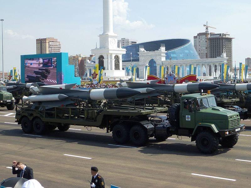 Ülkelerin hava savunma sisteminin durumu - Toplu Güvenlik Antlaşması'na taraf olan (2'in bir parçası)
