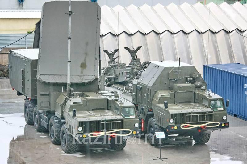 Состояние системы противовоздушной обороны стран – участников ОДКБ (часть 2)