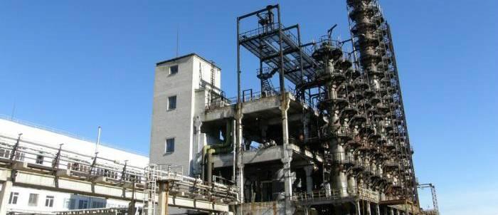 Киев готовит химическую провокацию на заводе Донбасса. Украинское эхо Восточной Гуты?