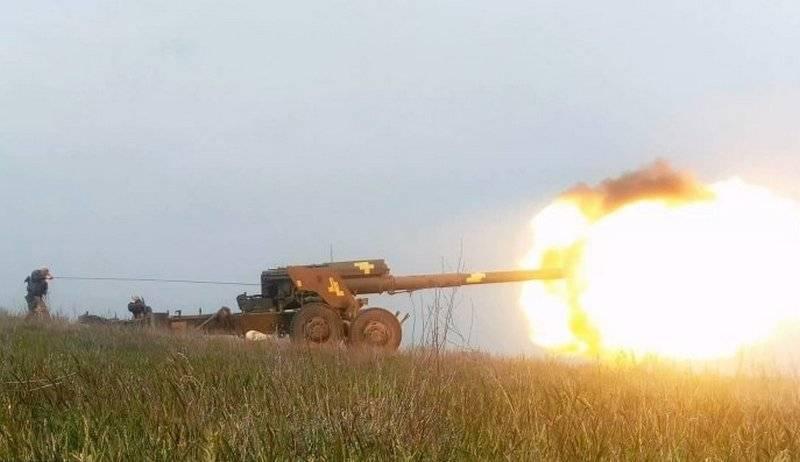 """""""Geduscht."""" Die ukrainische Marine führte Übungen in der Nähe der Grenze zur Krim durch"""