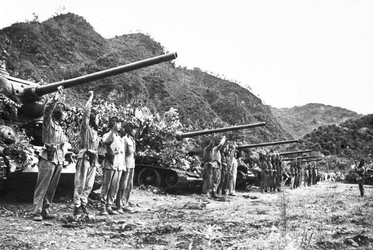 पौराणिक T-34। कोरियाई युद्ध से युगोस्लाविया के ब्रेकअप तक