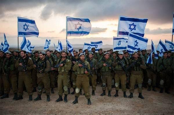 Очередной удар Израиля по Сирии
