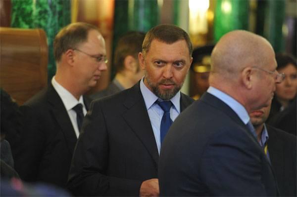 Las acciones de Rusal están rompiendo récords de crecimiento. Deripaska hace una pausa