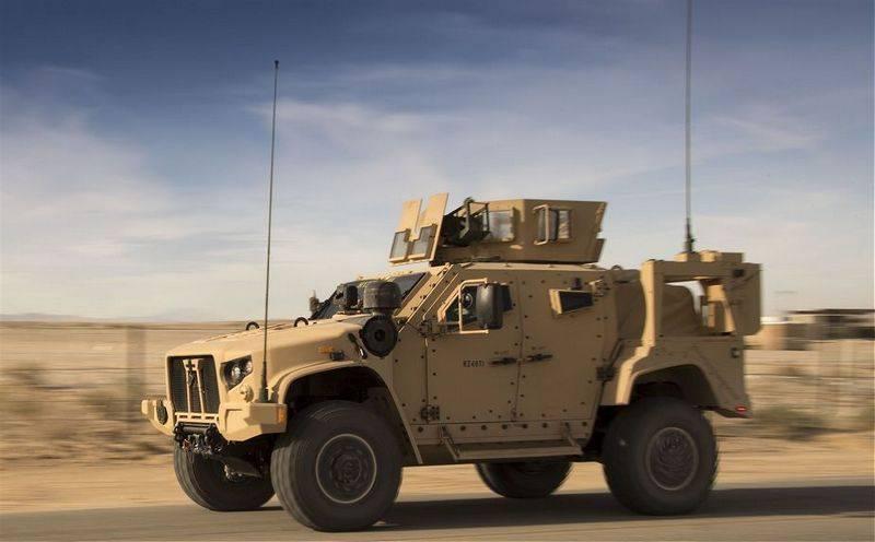 इराक और अफगानिस्तान के लिए उपयुक्त है। हुमवे का सब्स्टिट्यूट टेस्ट किया गया