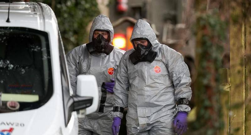 Ce sont des désabonnements. La Russie a critiqué la «réponse» de Londres à l'empoisonnement de Skripal