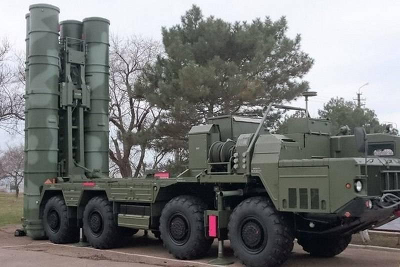 Der Vertrag wird ausgeführt. Russland hat die Produktion von C-400 für die Türkei aufgenommen