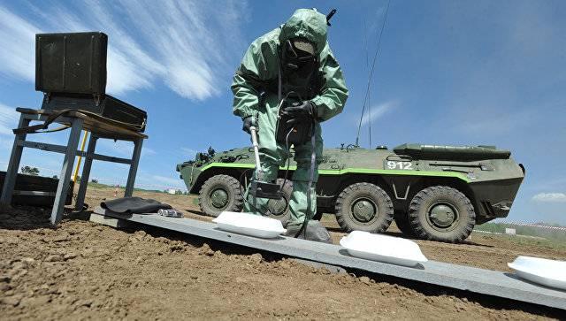 """Stratejik Füze Kuvvetleri'nde """"Güvenli Çevre"""" yarışması başlatıldı"""