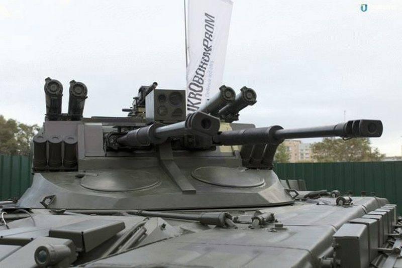 ВУкраинском государстве испытали боевой модуль «Дуплет», повышающий мощь БМП итанков