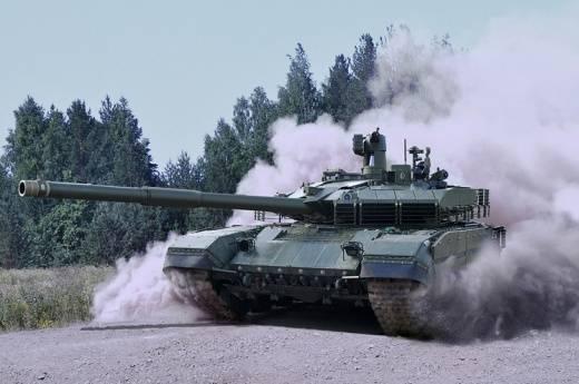 Il lungo viaggio del T-90M verso le truppe