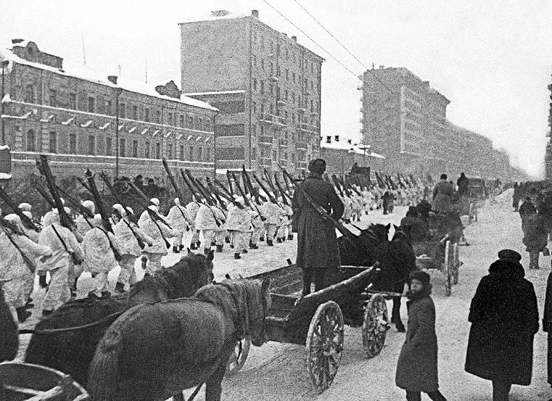 Сибирские дивизии: за гранью памяти