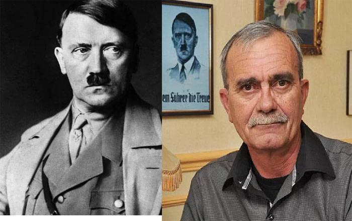 """В России пройдёт проверка """"внука Гитлера"""""""