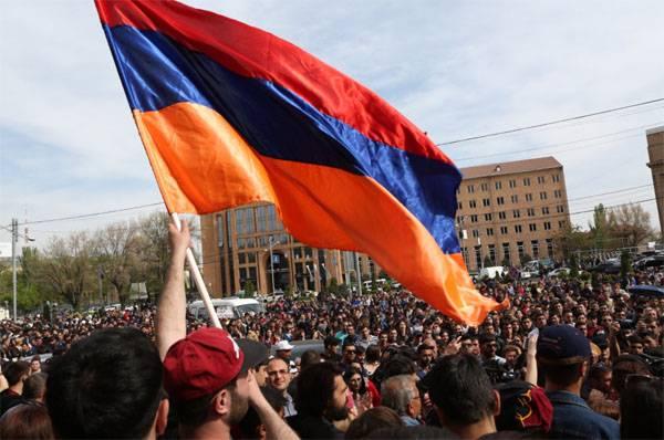 Вопрос избрания нового премьера Армении будет обсужден кконцу весны