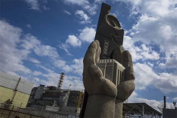 Годовщина со дня аварии на Чернобыльской АЭС