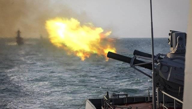 Hazar Filosu gemileri alarma geçirildi