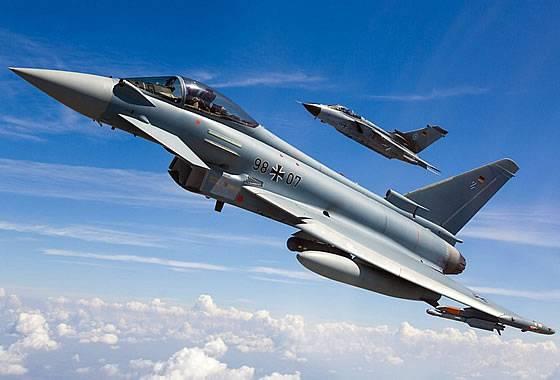 Eurofighter ha proposto alla Bundeswehr di sostituire gli aerei Tornado