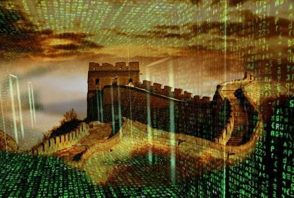 """交通部:俄罗斯将没有""""大中国防火墙"""""""