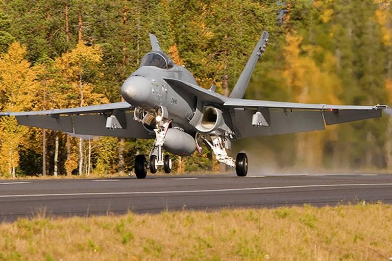 Gripen E ou F-35? .. A Finlândia escolhe um novo lutador