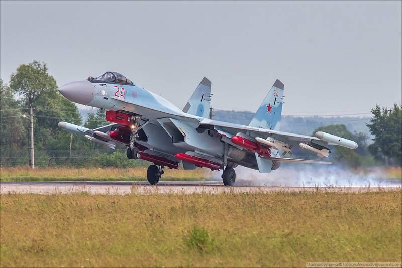 Rumeurs ou ..? Le Pakistan prêt à signer un contrat pour l'achat de Su-35