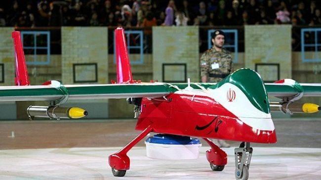 Iranische UAVs alarmierten Israel ernsthaft