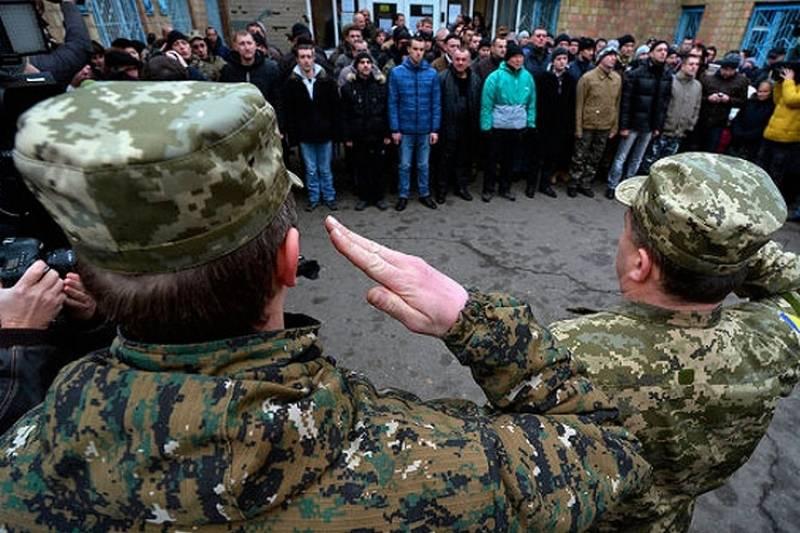 Рада приняла закон о мобилизации резерва при обострении в Донбассе