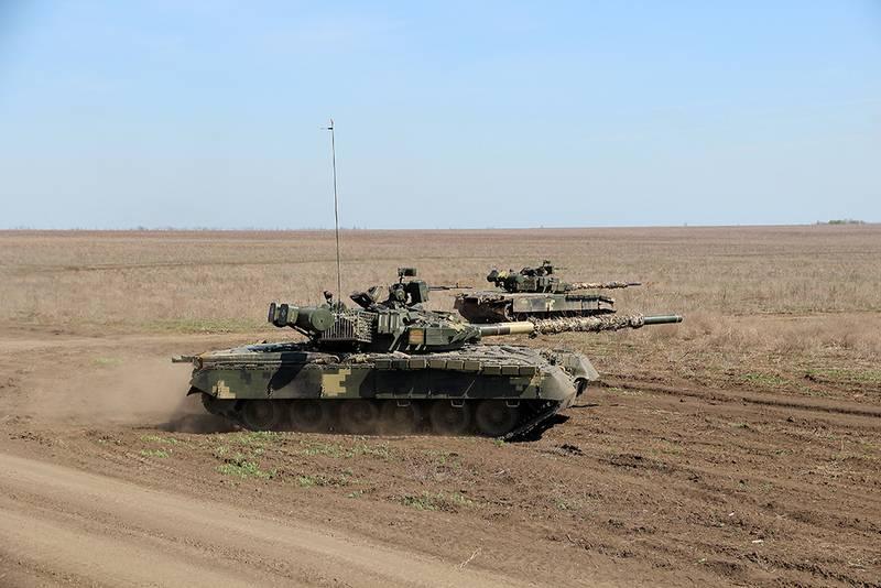 """Ancak Rusya'da farketmediler. Ukrayna, Ukrayna Silahlı Kuvvetlerinin """"en büyük"""" tatbikatlarını övdü"""
