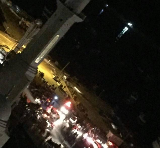 Die israelische Luftwaffe griff den Hafen von Gaza an