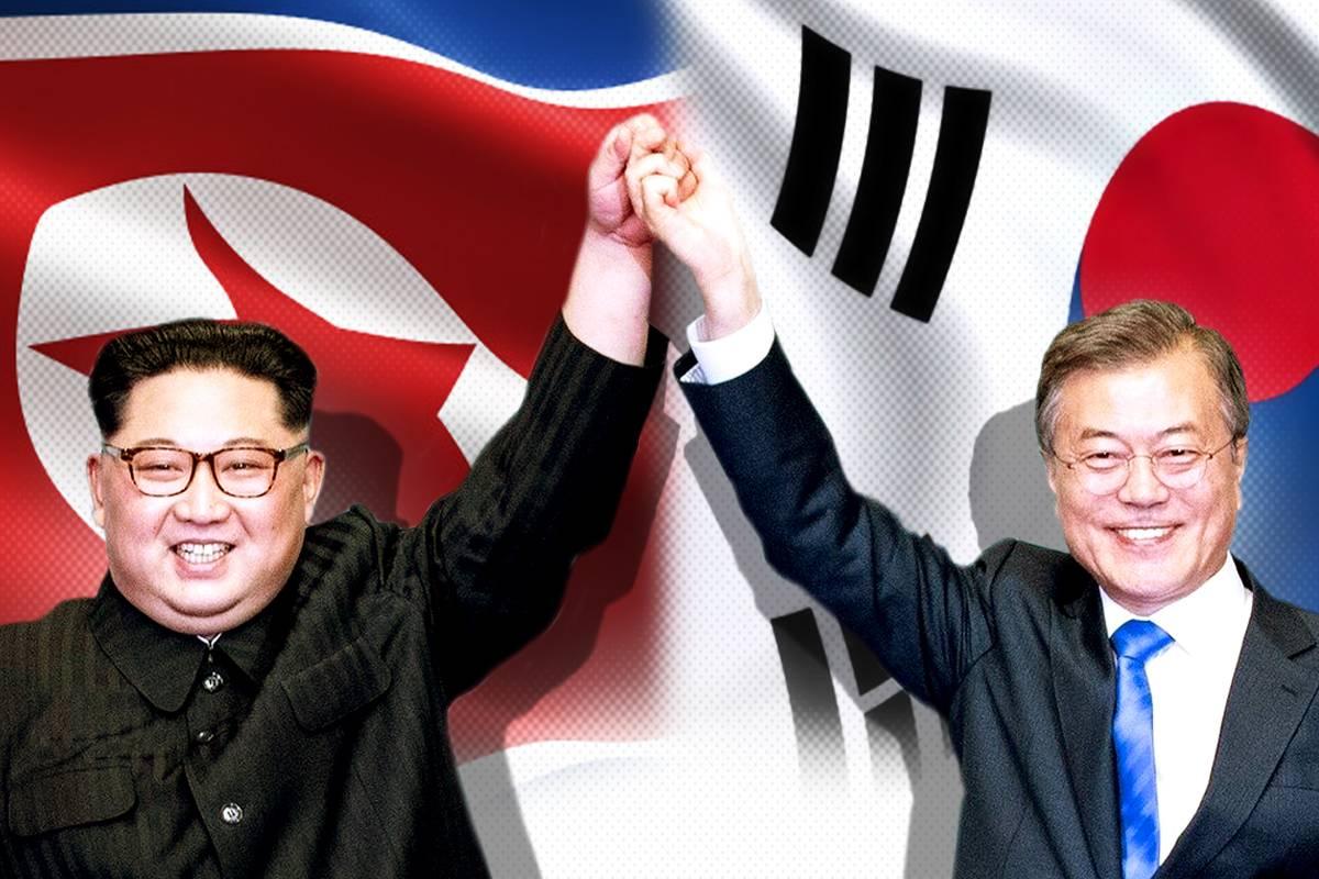 Картинки по запросу две кореи