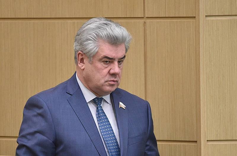 Les armes nucléaires sont un gage de sécurité. Bondarev n'a pas approuvé le plan de dénucléarisation de la RPDC