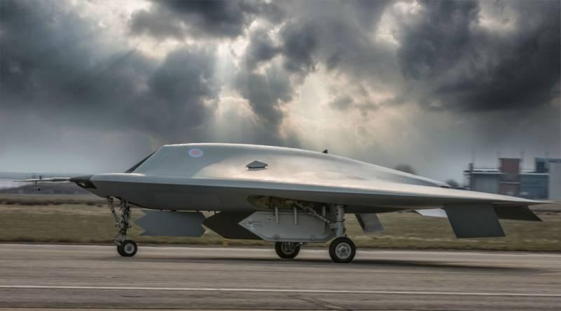 В будущем году ввойска поступит новая модель крупнейшего беспилотника