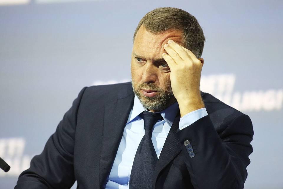 Дерипаска готов отказаться отконтроля над «Русалом» из-за санкций США