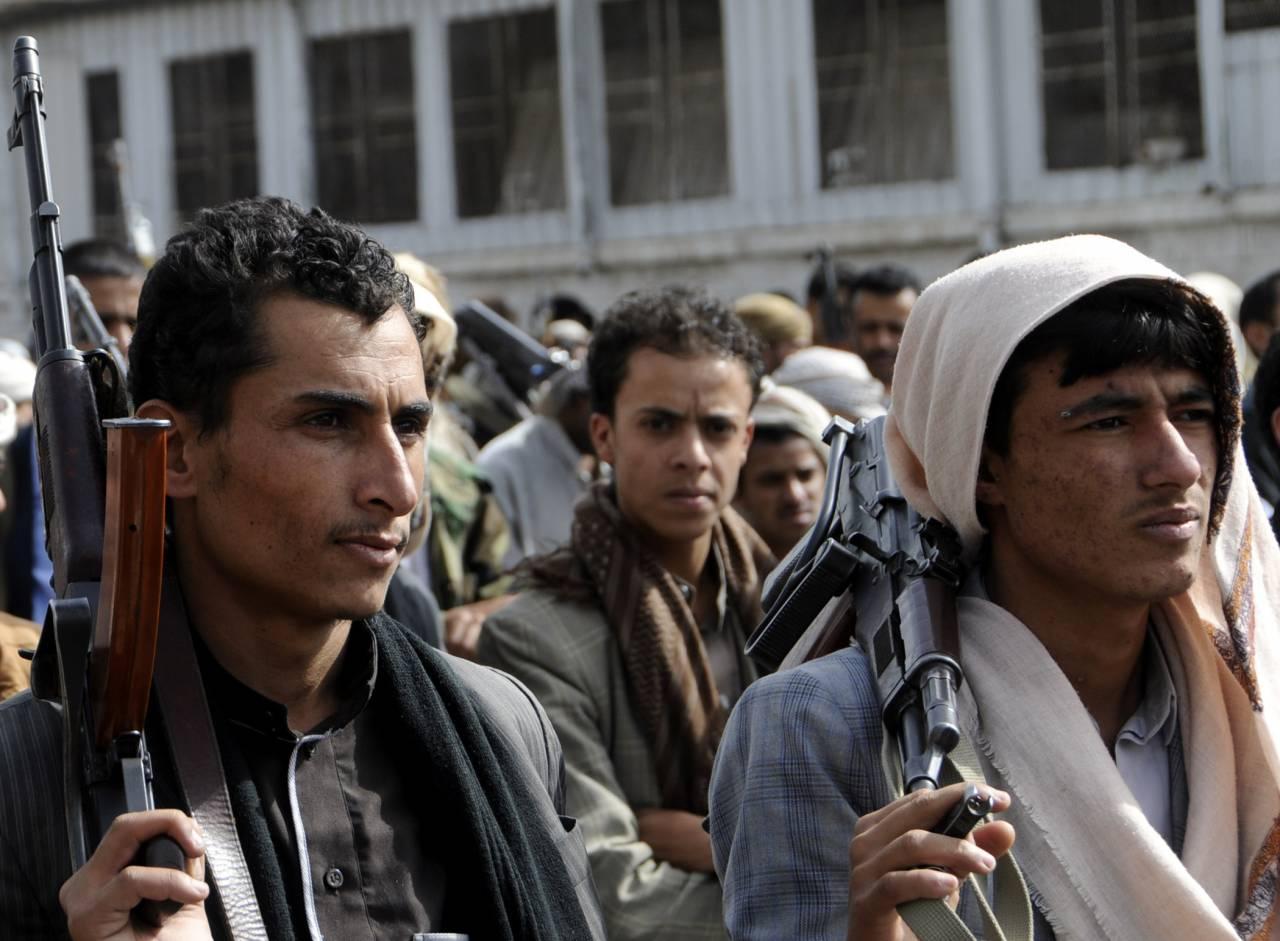Арабская коалиция атаковала столицу Йемена