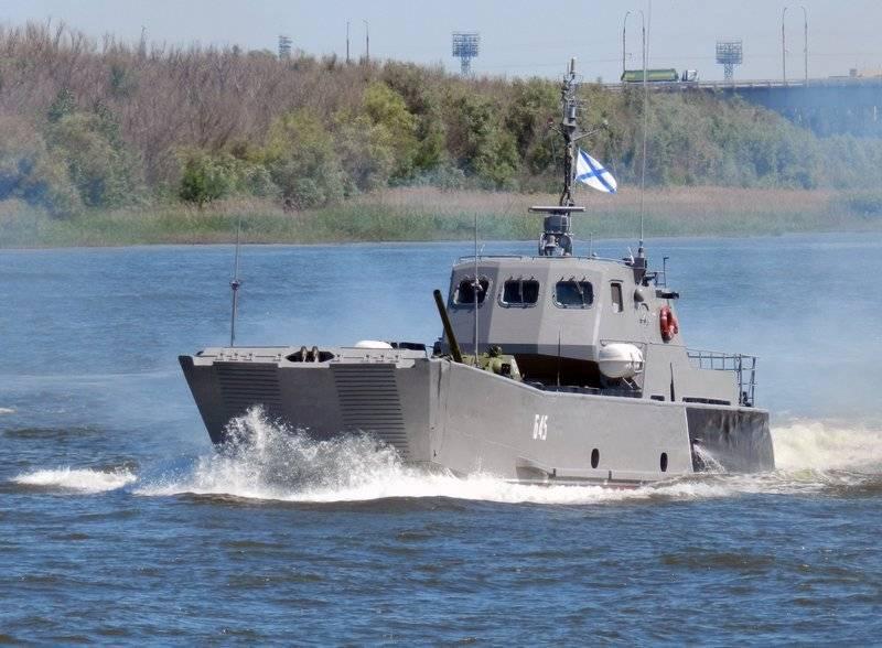 НаРостов идут корабли Черноморского флота иКаспийской флотилии