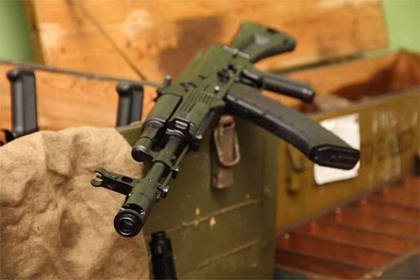 メガ契約 インドの武装勢力でインサスの自動小銃をAK-103に交換することについての真実