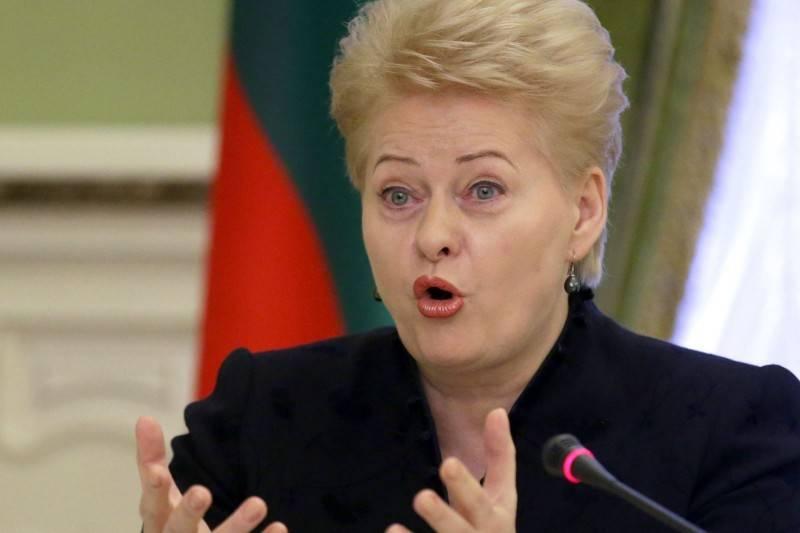 回旋镖飞了起来。 俄罗斯对立陶宛实施个人制裁