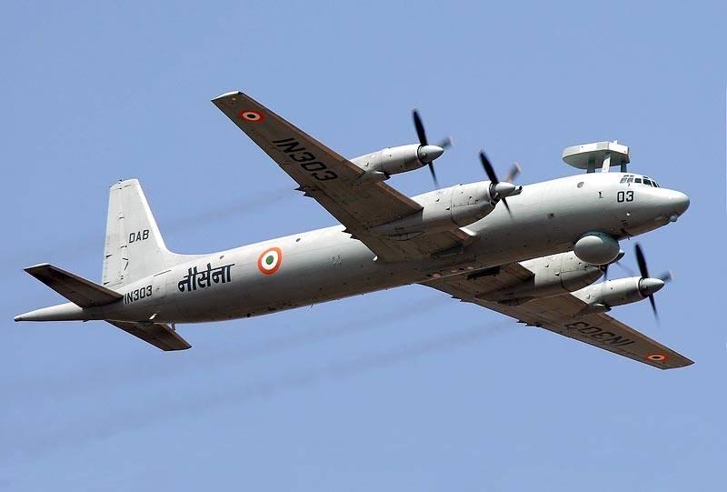No hay víctimas ni incendios. La Fuerza Aérea de India Il-38 aterrizó en Zhukovsky