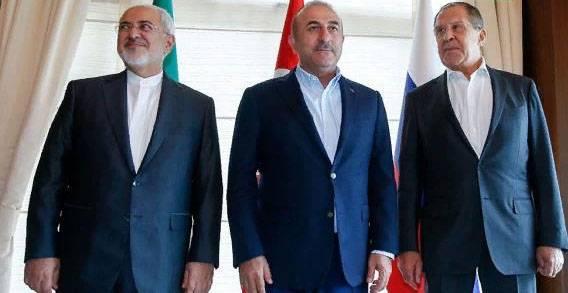 Есть ли место Асаду? Россия, Турция и Иран обсудили проект новой конституции Сирии