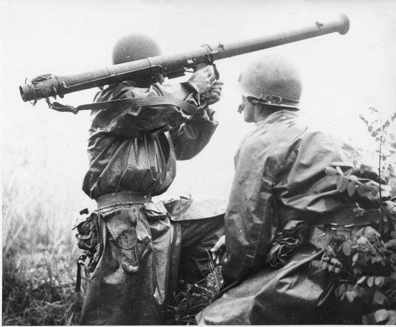 Оружие. Противотанковые средства американской пехоты (часть 1)
