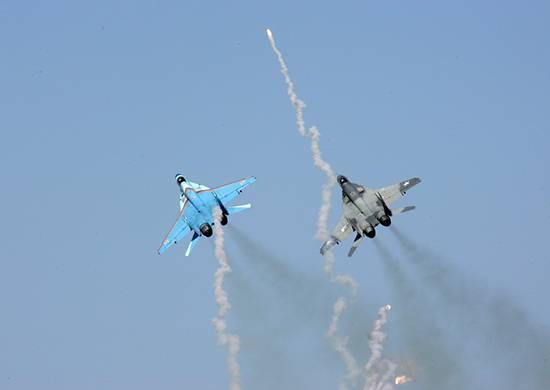 Aviadarts-2018 대회의 두 번째 단계는 러시아 항공 우주국