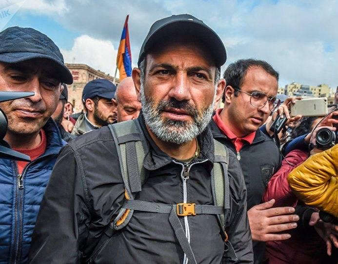 什么威胁到埃里温和莫斯科的关系? Pashinyan的评论