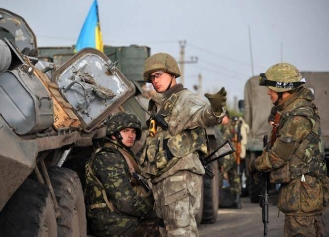 РСЗО и 4 вагона солдат дополнительно. ВСУ готовятся к «урегулированию» в Донбассе