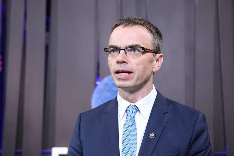 Apenas de uma posição de força. Na Estônia, eles contaram como vão conduzir um diálogo com a Rússia