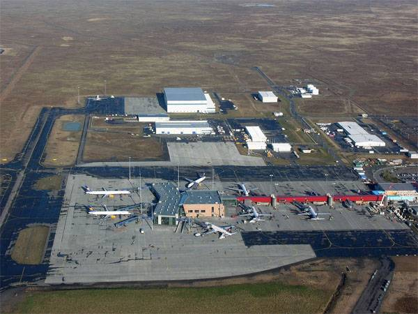 """This is what we are here for! US """"unfrozen"""" Keflavik base in Iceland"""
