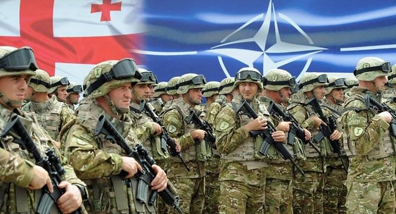 """Geórgia e OTAN - amizade para sempre? Aliança prometeu apoio a Tbilisi em resposta a """"ações russas"""""""
